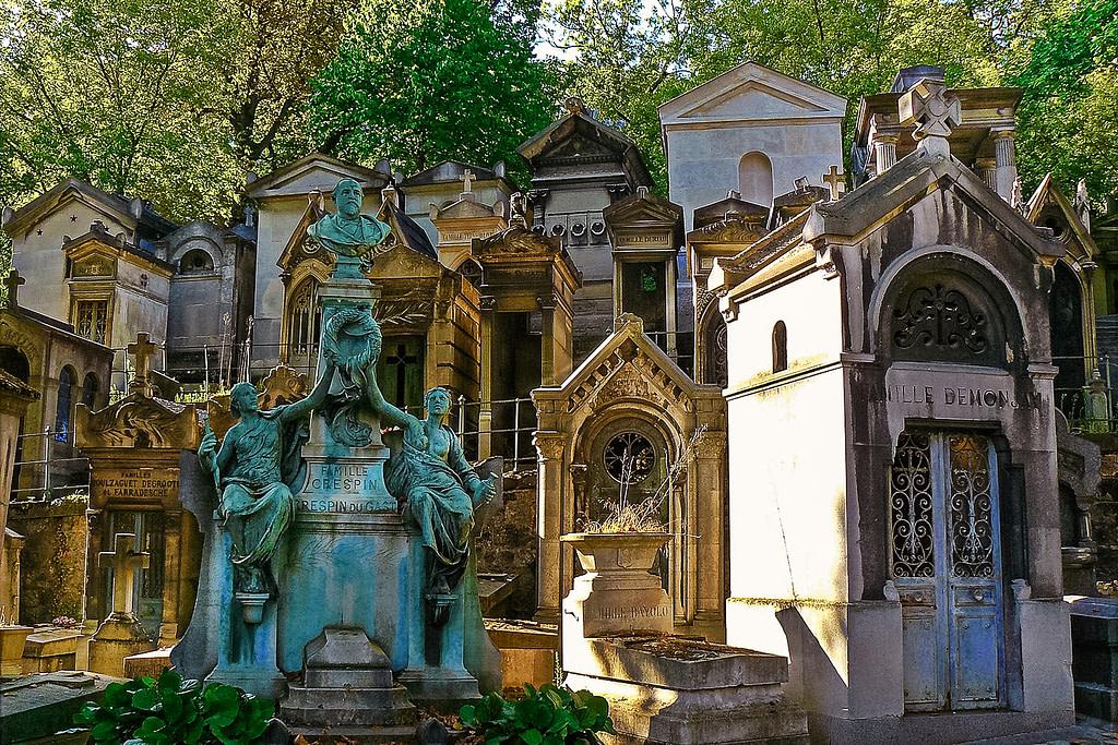 Cimitière du Père Lachaise, Paris