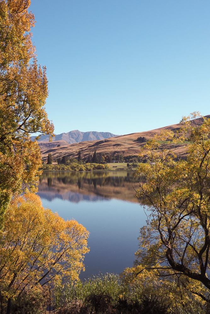 Lake Hawea, Queenstown Lakes District, New Zealand