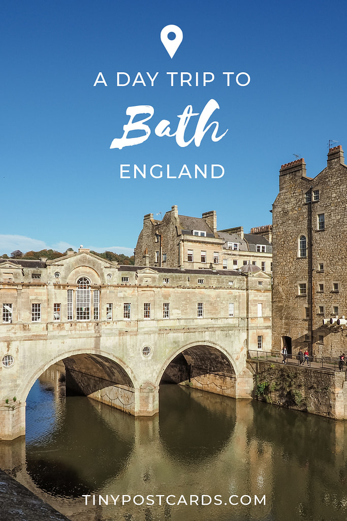 A day in Bath, England