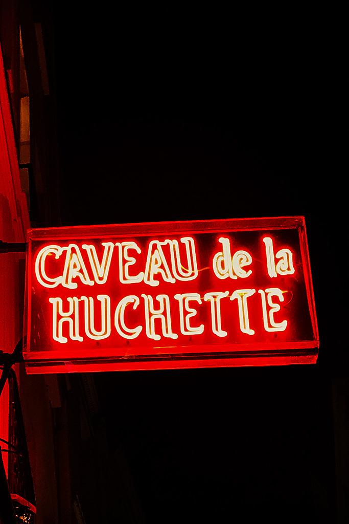 Jazz club, Latin Quarter, Paris