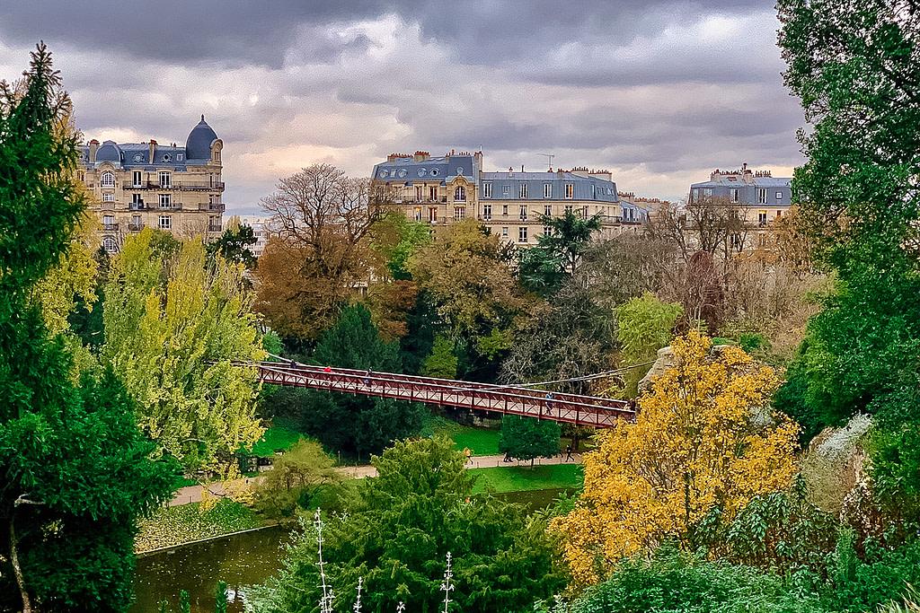Park de la Villette, Paris