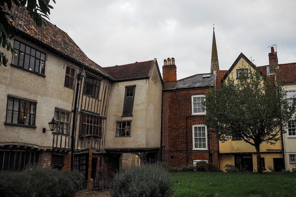The historic city of Norwich | United Kingdom | Tiny Postcards